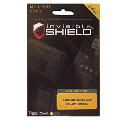 Zagg Invisibleshield For At&Amp;T Samsung Galaxy S Ii Sgh-I777 (Screen) - Skin - Retail Packaging - Clear