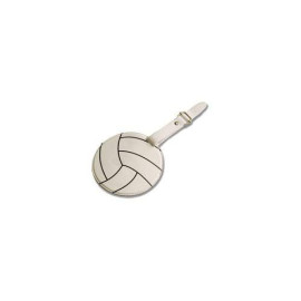 Tandem Sport Volleyball Luggage Tag