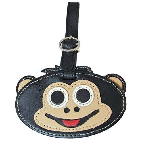 The Container Store Critter Luggage Tag (Monkey)