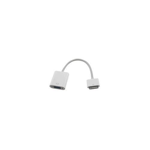 Dock Connector To Vga Adapter For Apple Iphone, Ipad, Ipod Touch (4Th Generation)
