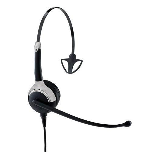 Vxi 203042 Uc Proset 10V Over-The-Head Monaural Headset With N/C Microphone