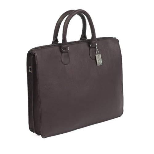 Claire Chase Sarita Briefcase, Cafe, One Size