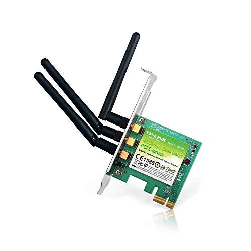 Tp-Link Tl-Wdn4800 Dual Band Wireless N900 Pci Express Adapter