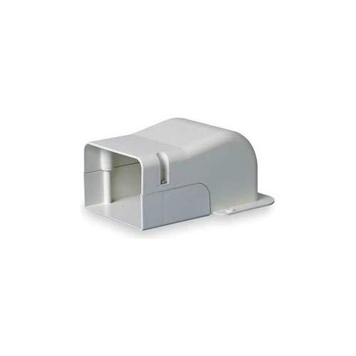 """Diversitech 230-Wc3 3"""" Wall Penetration Cover Fitting For Speedichannel Line Set Cover"""