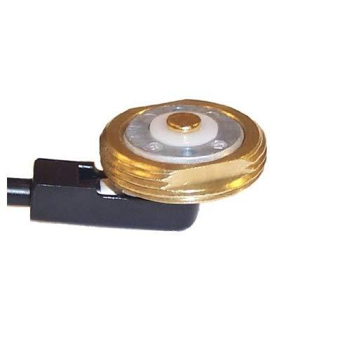 """Pctel Maxrad - 3/4"""" Hole Brass Mount Antenna With Tnc Crimp Connector"""