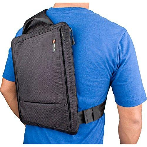"Protec A502 Zip Sling For Ipad / Tablet / Thin Notebook (Redesigned! Fits An Ipad Pro 12.9"" With Apple'S Smart Keyboard)"
