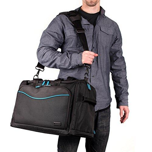 Skooba Design, Laptop Weekender V.3 Bag, Great Travel Bag, Duffle Bag, Lots Of Storage Compartments