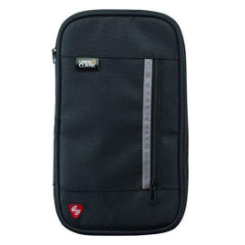 Lewis N. Clark Document Organizer Holder For Identity Theft Protection, Lightweight And Easy To Carry, Black