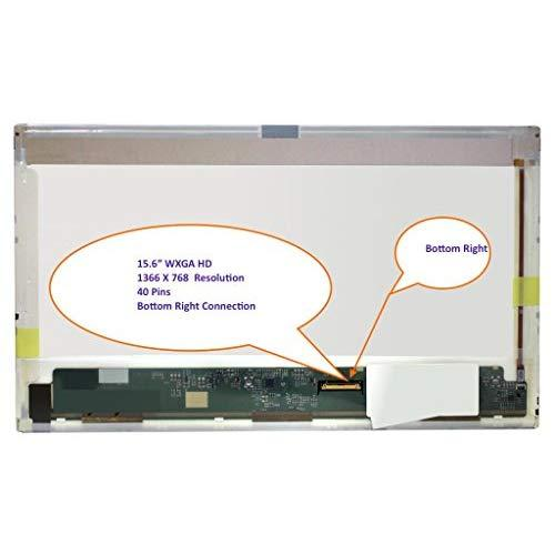 """New Led Wxga Hd Glossy 15.6"""" Replacement Laptop Lcd Screen For Compaq Presario Cq60-421Nr (Does Not Fit Cq60 Models That Use Ccfl Screen)"""