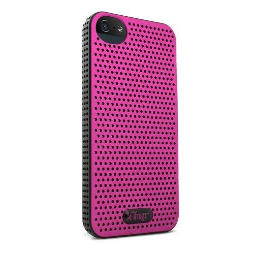 Ifrogz Breeze Case For Iphone 5 - Retail Packaging - Pink/Black