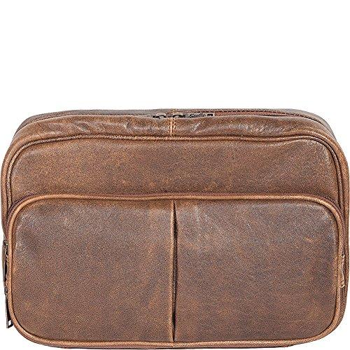 Scully Squadron Hanging Travel Tote Brown One Size