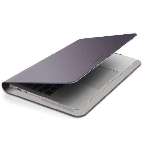 Macally Protective Case Cover For 11-Inch Macbook Air (Slimfolio11P)