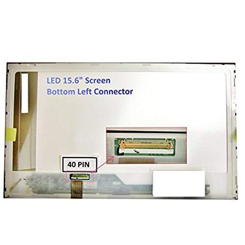 """New 15.6"""" Laptop Led Lcd With Glossy Finish And Hd Wxga 1366 X 768 Resolution For Toshiba Satellite Models: C655D-S5120, C655D-S5126, C655D-S5303, C655D-S5508"""