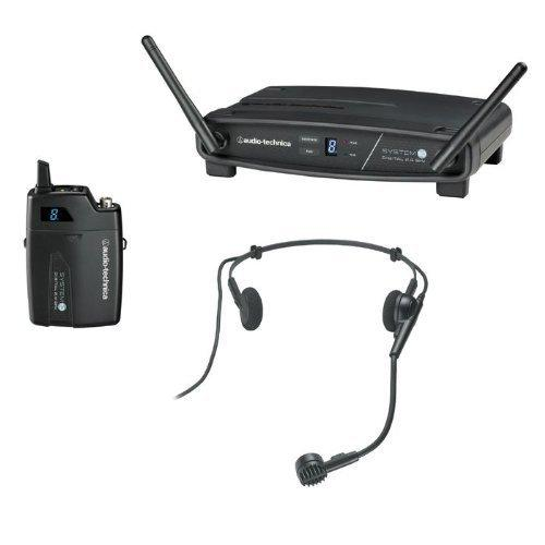 Audio-Technica System 10 Atw-1101/H Wireless Headworn Microphone System