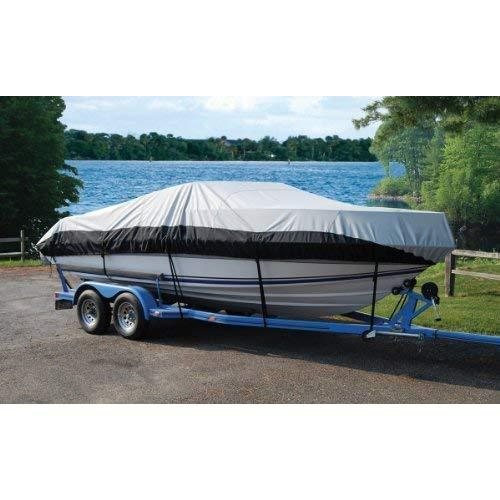 Taylor Made Products 476886, Boat Guard Eclipse V-Hull Runabout Boat Cover, 21-23-Feet X 102-Inch