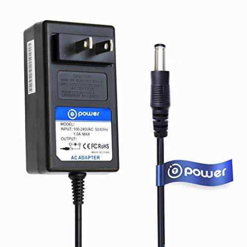 T Power 12V (6.6Ft Cable) Ac Adapter Charger Compatible With Brother Pt-E300 Pt-H300 Pt-E500 Pt-E550W Pt-D400 Pt-D400Ad Pt-D400Vp Pt-H300 Pt-H300Li Pt-H500Li Pt-P700 Pt-P750W Industrial Labeling Tool