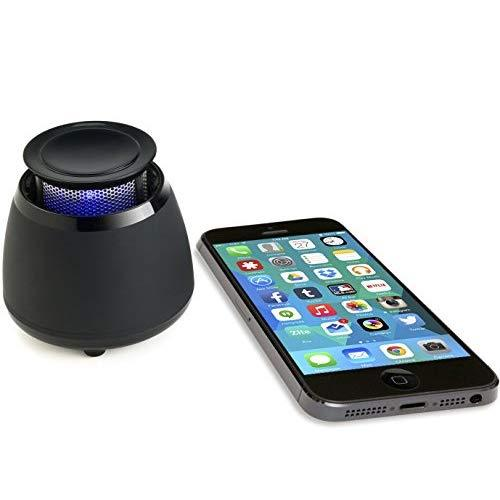 Wireless Bluetooth Speaker- Blkbox Pop360 Hands Free Bluetooth Speaker With 360 Degrewireless Bluetooth Speaker- Blkbox Pop360 Hands Free Bluetooth Speaker - For Iphones, Ipads, Androids, Samsung And All Phones, Tablets, Computers (Bumpin' Black) Other Sm