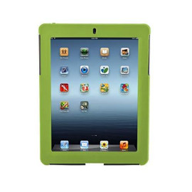 Targus Safeport Rugged Case, Everyday Protection For Ipad 2, 3, And 4, Green (Thd04505Us)