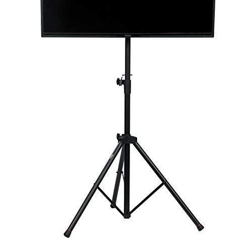 Gator Frameworks Standard Adjustable Tripod Lcd/Led Tv Monitor Stand For Screens Up To 48-Inch (Gfw-Av-Lcd-1)