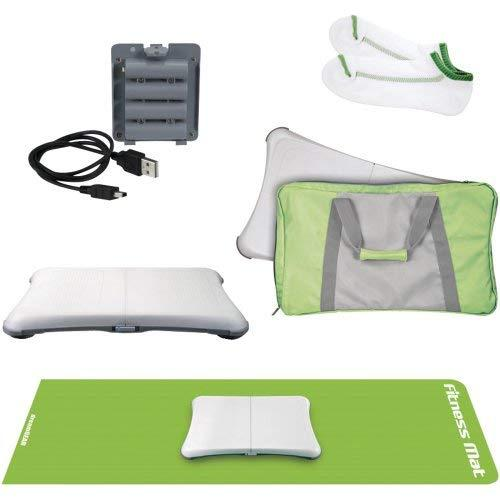 Dreamgear Dgwii-1081 Nintendo Wii Fit(Tm) 5-In-1 Fitness Bundle