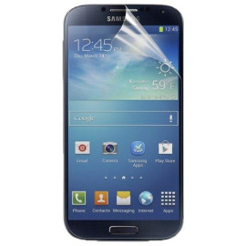 Rnd 3 Screen Protectors For Samsung Galaxy S4 (Anti-Fingerprint/Anti-Glare - Matte Finish) With Lint Cleaning Cloths
