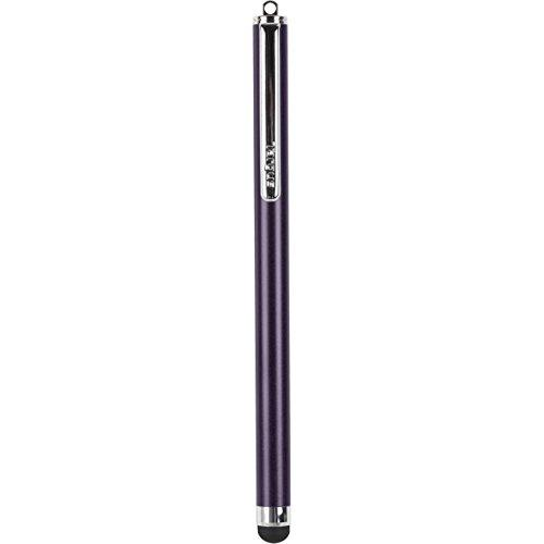 Targus Stylus For Ipad, Iphone, Ipod, Samsung Tablets, Smartphones And Other Touchscreen Devices, Black Cherry (Amm0126Us)