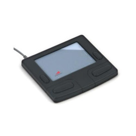 Adesso Gp-410Ub Smart Cat Glidepoint - Touchpad - 3 X 2 In - 4 Buttons - Wired - Usb - Black