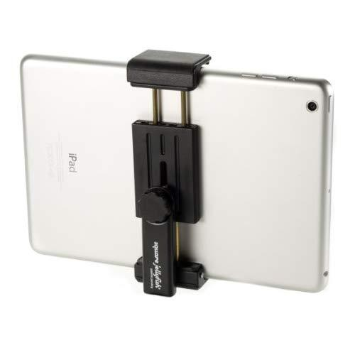 Square Jellyfish Mini Tablet Tripod Mount - Holds All Tablets Up To 7 Inches (Plastic Version - Mount Only)