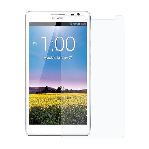 Amzer Amz95886 Kristal Clear Screen Guard Scratch Protector Shield For Huawei Ascend Mate  - Retail Packaging - Clear