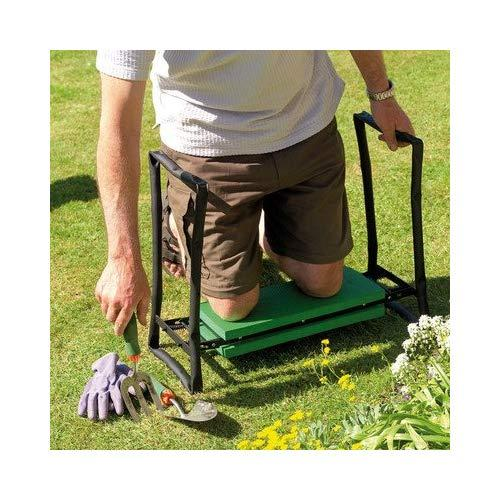 World Source Partners Foldaway Garden Kneeler Seat