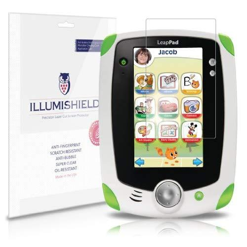 Illumishield Screen Protector Compatible With Leapfrog Leappad Ultra (7 Inch Display)(3-Pack) Clear Hd Shield Anti-Bubble And Anti-Fingerprint Pet Film