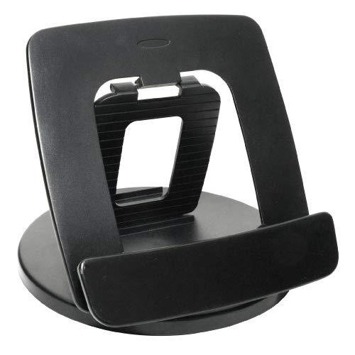 Kantek Rotating Desktop Tablet Viewing Stand For 7 To 10-Inch Tablets, Fits Apple Ipad, Samsung Galaxy Tab, Ms Surface, And Kindle Fire (Ts680)