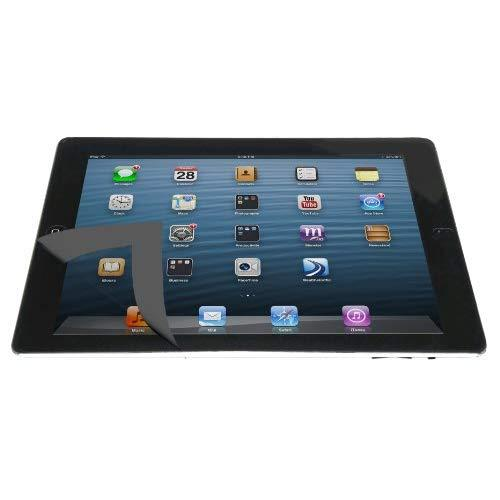 Kantek Clearview Bubble Free Protective Screen Filter For Ipad, Black (Tp472B)