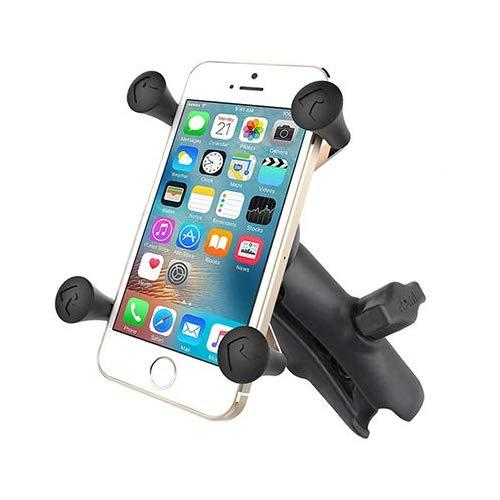 Ram X-Grip Phone Holder With Composite Double Socket Arm