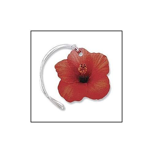 Luggage Tag Hibiscus