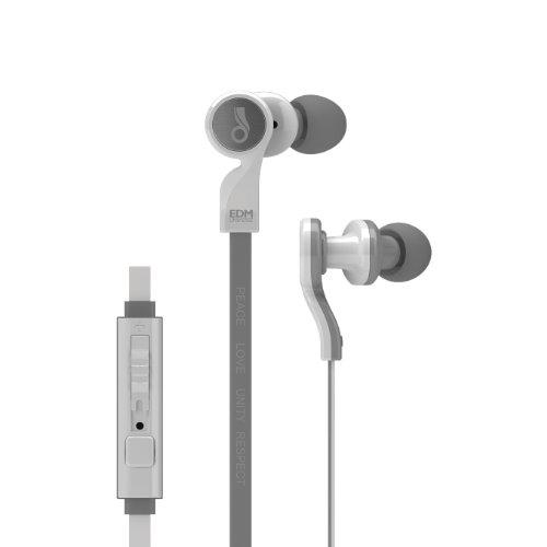 Mee Audio Edm Universe D1P In-Ear Headphones With Headset Functionality (Plur/White)