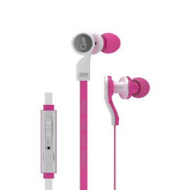 Mee Audio Edm Universe D1P In-Ear Headphones With Headset Functionality (Love/Pink)