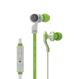 Mee Audio Edm Universe D1P In-Ear Headphones With Headset Functionality (Unity/Green)