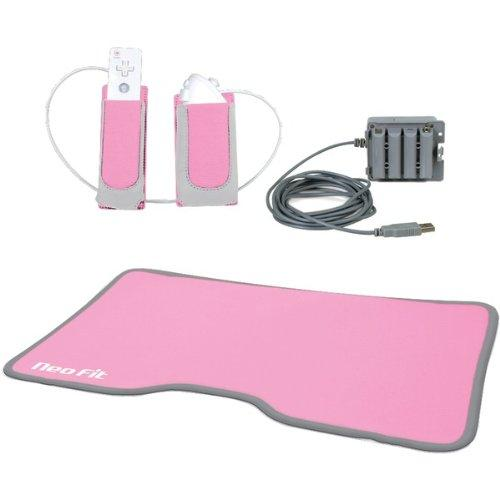 Dreamgear Dgwii-1158 Wii Fit(R) Lady 3-In-1 Fitness Comfort (Dgwii-1158) -