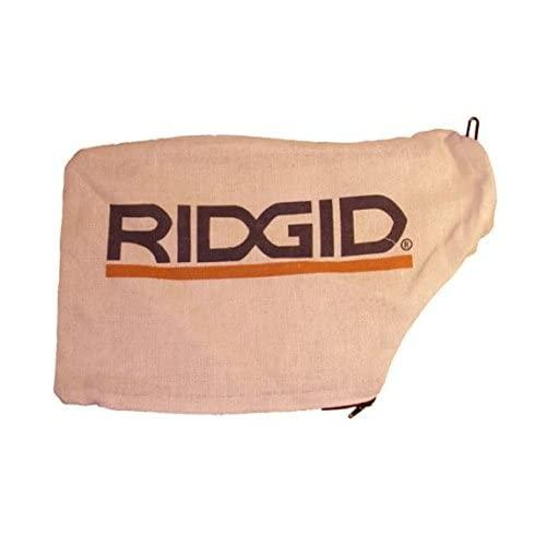 "Ridgid R4120 12"" Compound Miter Saw Replacement Dust Bag # 089028007140"