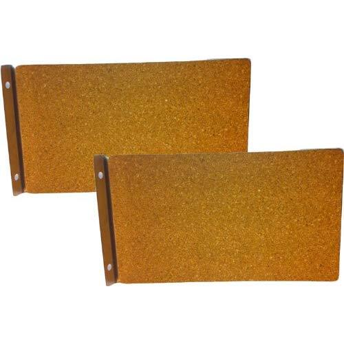 Ridgid R2720 Belt Sander Replacement Backing Pad Assembly (2 Pack) # 300674005