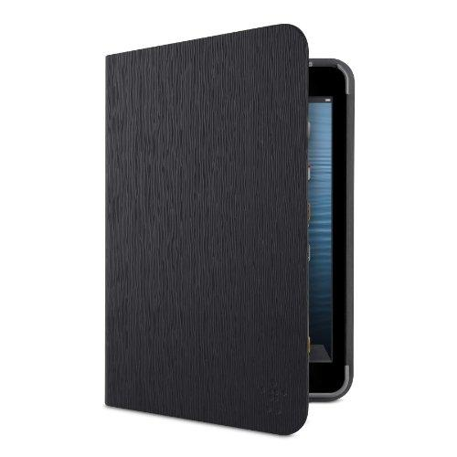 Belkin Formfit Textured Cover/Case For Ipad Mini 3, Ipad Mini 2 With Retina Display And Ipad Mini (Blacktop)