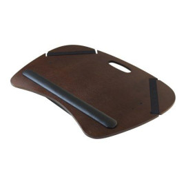 Winsome Wood Kane Lap Desk With Cushion And Metal Rod