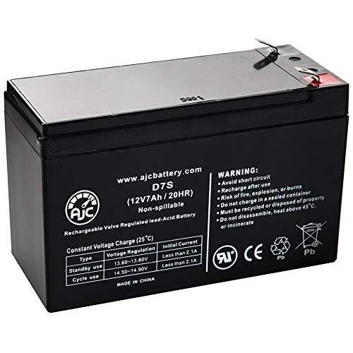 Ultratech Ut-1270 12V 7Ah Alarm Battery - This Is An Ajc Brand Replacement
