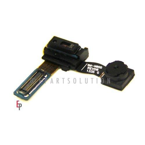 Epartsolution-Samsung Galaxy Note 3 N9000 N9005 N900A N900P N900T Proximity Light Sensor Flex Cable With Front Face Camera Replacement Part