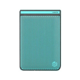Lunatik Flak Jacket For Ipad Mini, Mint/Charcoal (Fjmn-003)