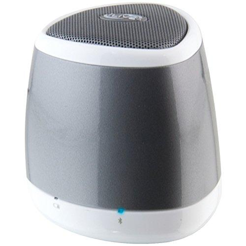 Ilive Isb23S Blue Portable Bluetooth Speaker (Silver)