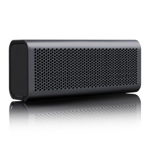 Braven 710 Portable Wireless Bluetooth Speaker [12 Hours][Water Resistant] Built-In 1400 Mah Power Bank Charger - Graphite