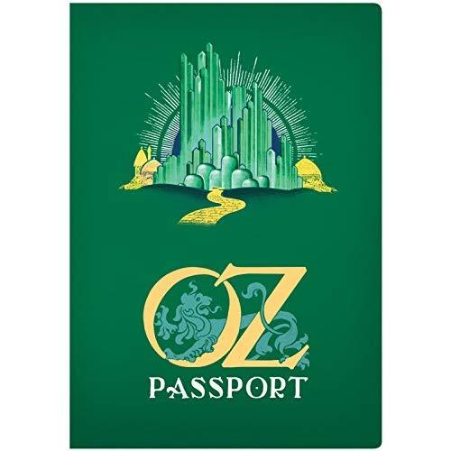 Passport To Oz Mini Notebook
