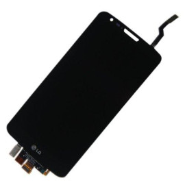 Skiliwah Black Lcd Touch Screen Digitizer Assembly For Lg Optimus G2 D800 D801 D803